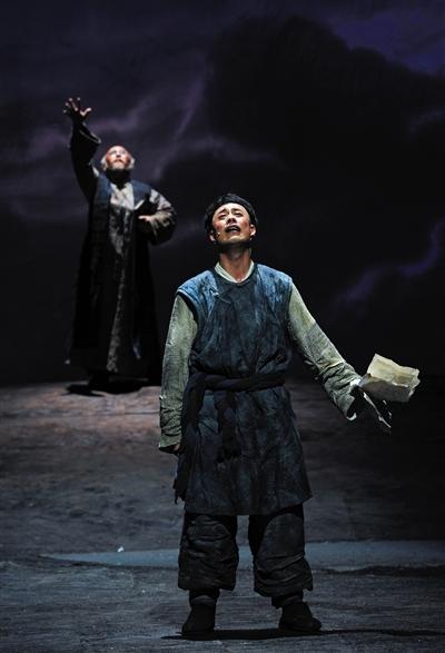 """戏剧圈有牟森的传说,他却说""""我身不在场"""""""