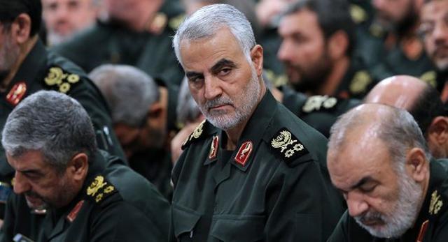 迟早翻脸,秘密文件被泄露,美国和伊朗的下一场战争在伊拉克?