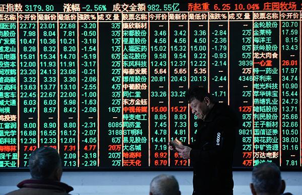 中美贸易战重创A股市场 20家上市公司紧急回应(名单)
