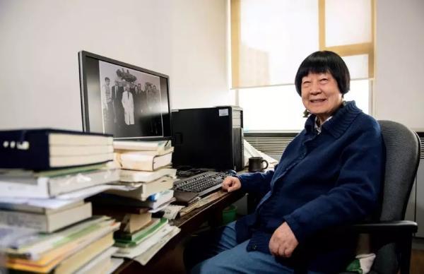张弥曼。 中国新闻周刊 董洁旭 图