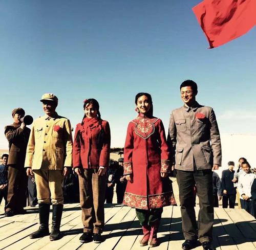新疆军垦爱情故事《大牧歌》将亮相央视