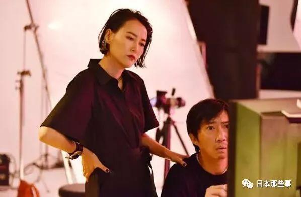 和大片面软萌可喜欢的日本女演员分别,菊地凛子拥有相等特立独走的气质。
