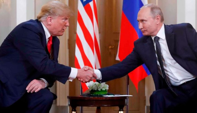 特朗普:美俄两国拥有90%核武器 这不是什么好事