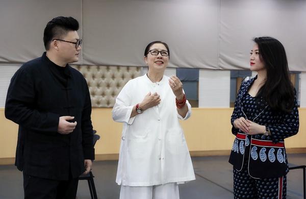 田汉是_上海歌剧院开排歌剧《田汉》:不做伟人颂,有生活底色