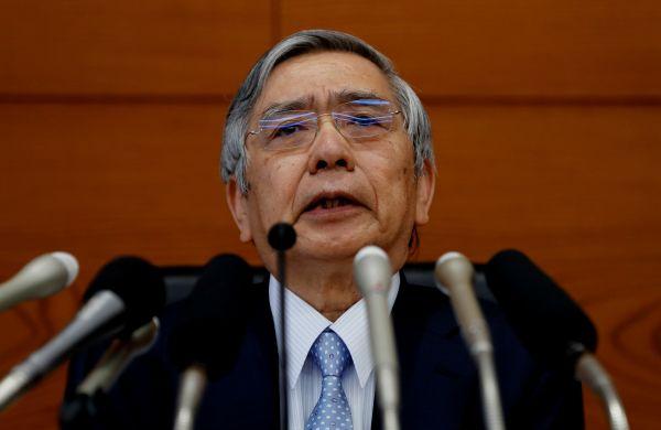 日本央行行长:发达国家仍有货币宽松空间