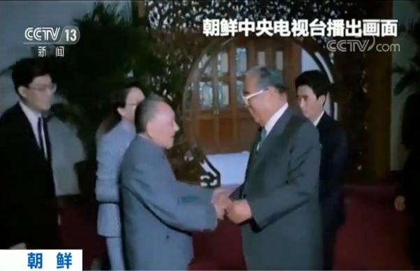 朝鲜电视台重新开播中朝友谊节目 播放数部纪录