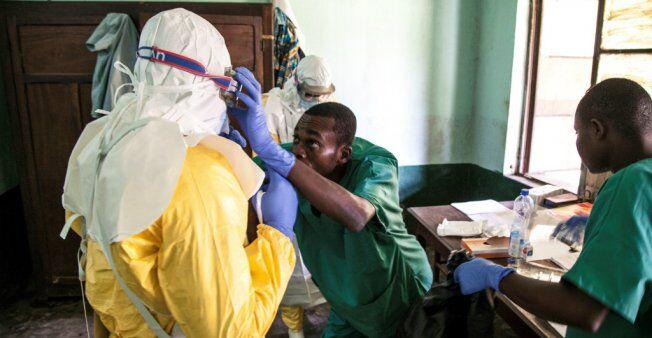刚果民主共和国埃博拉疫情升级 首现城市病例