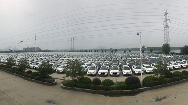 中转停车场限期关停搬迁中国车都遇停车难题