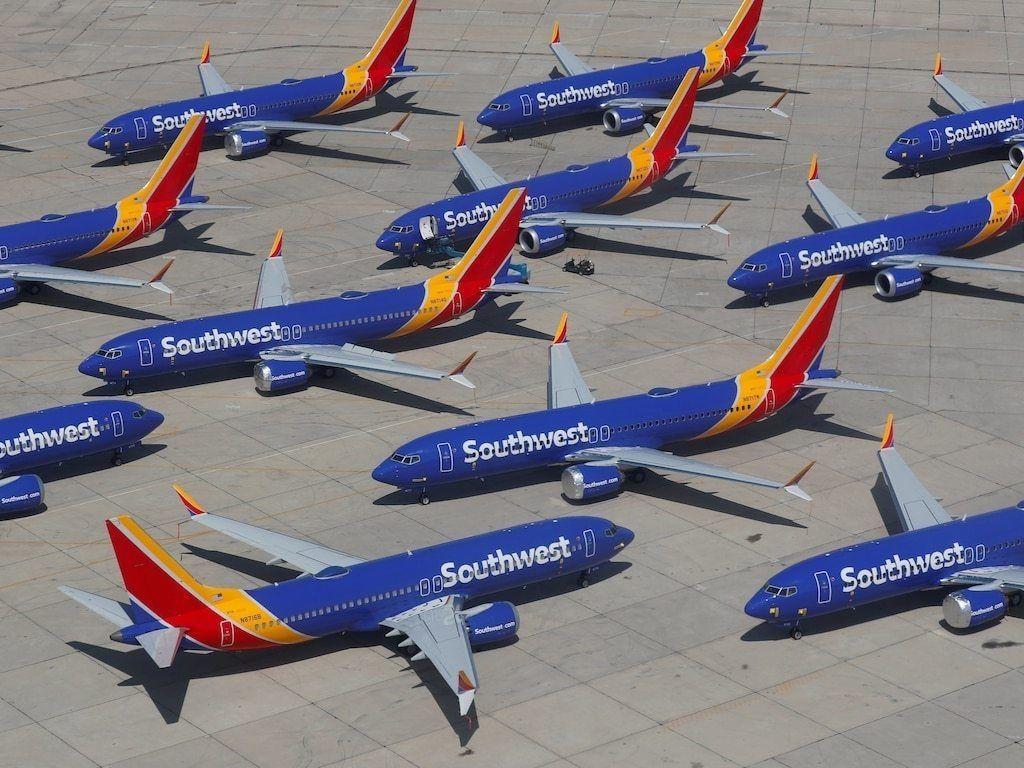 经受住737MAX停飞挑战 西南航空Q3业绩超预期