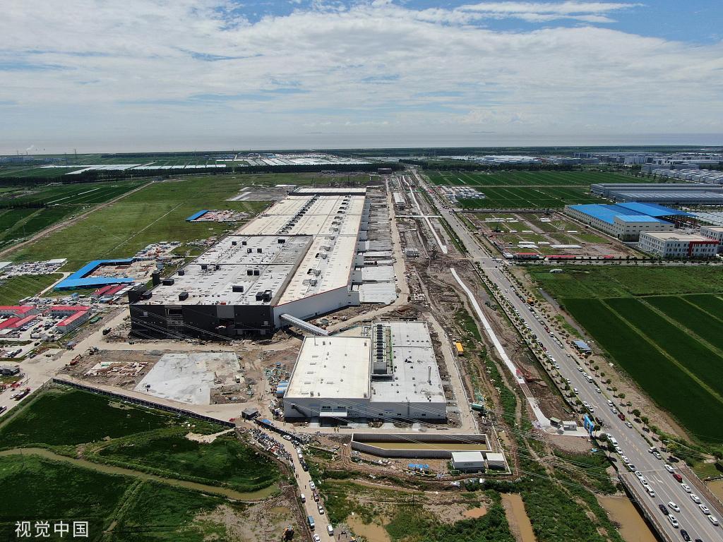 特斯拉超级工厂(一期)――联合