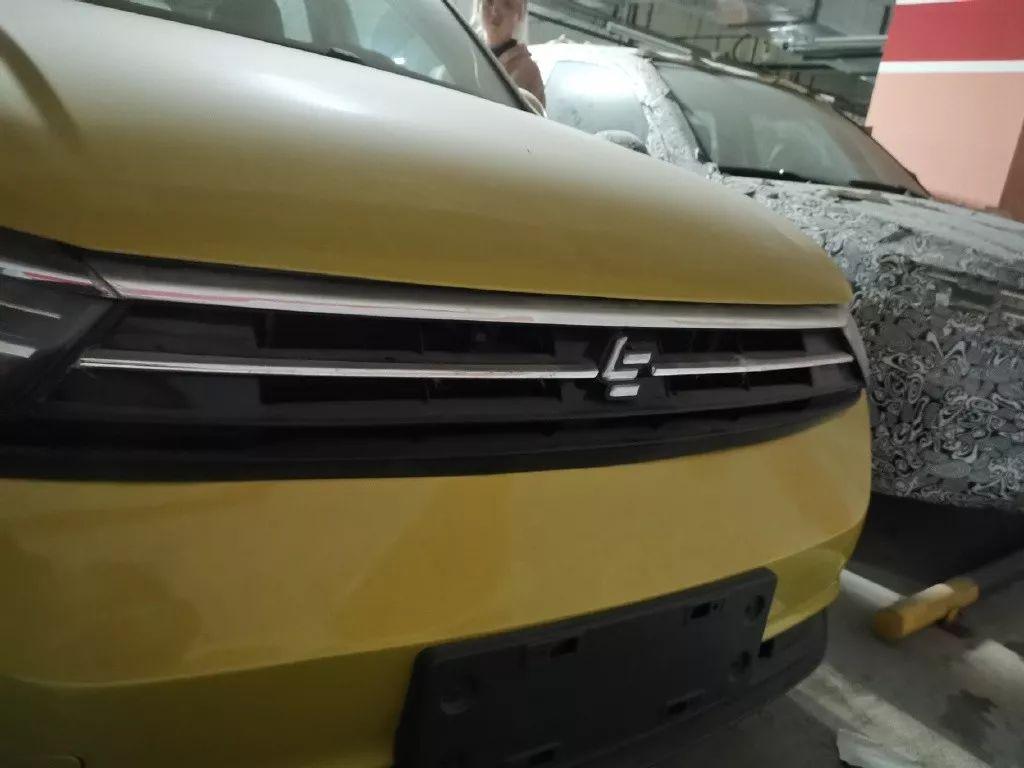 乐视汽车首款SUV终于曝光,贾跃亭秘密打造的车型