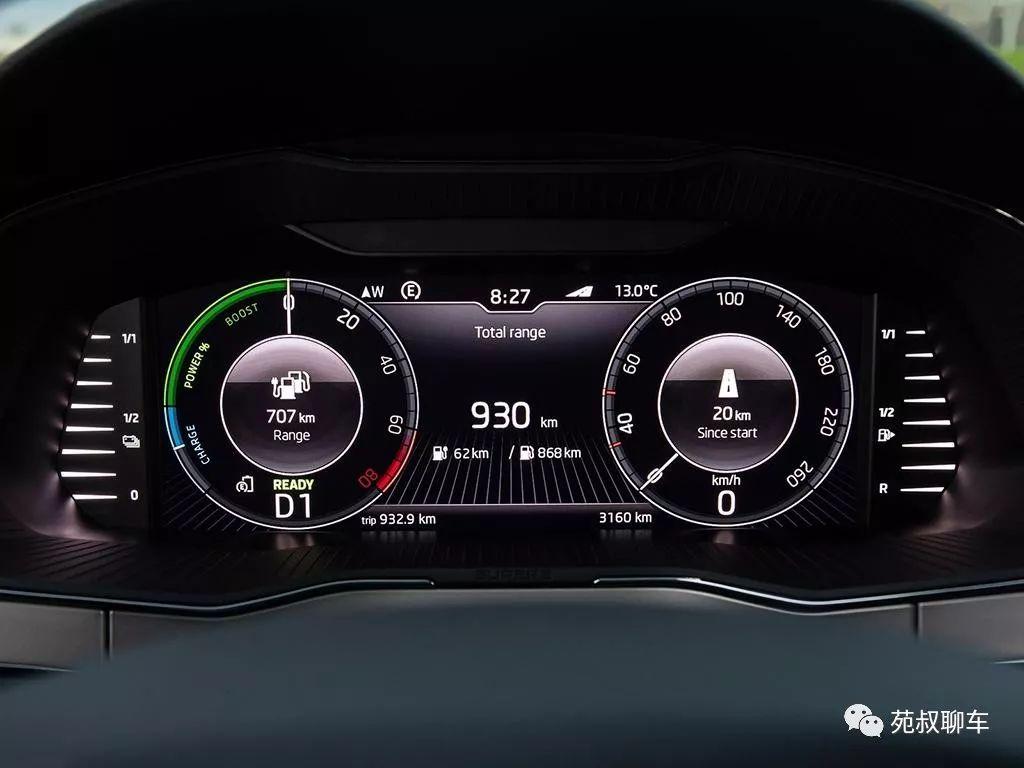 斯柯达发布全新速派 iV