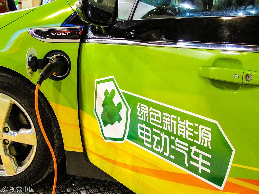 弯道超车的新能源车能否抢食出口市场大蛋糕?图片