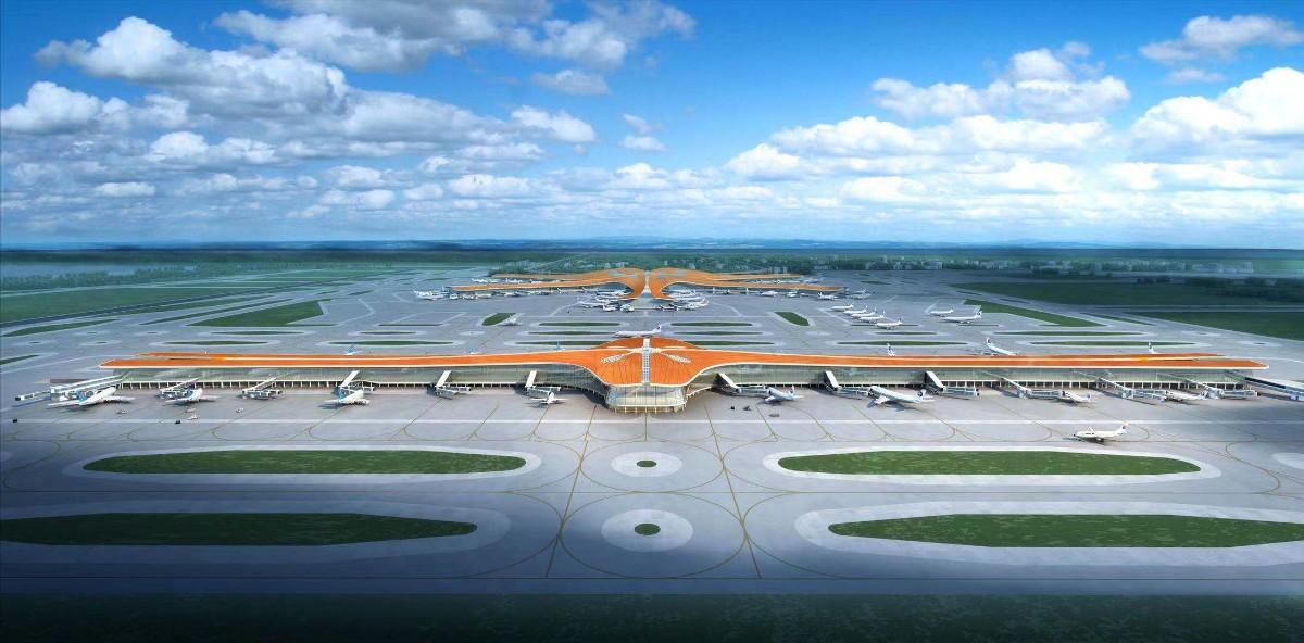 大兴国际机场,又一工程开工了!