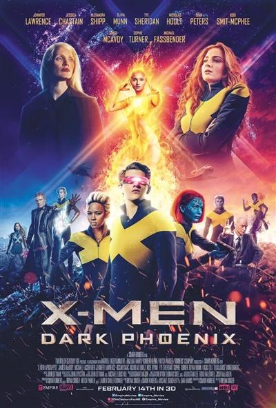 《X战警:黑凤凰》 牺牲与痛苦贯穿全片