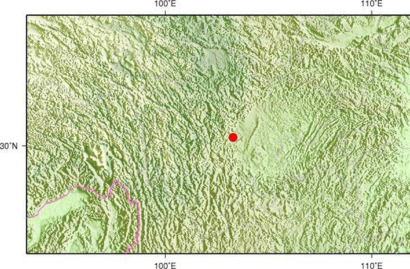 7月6日12时49分四川成都市邛崃市发生3.1级地震