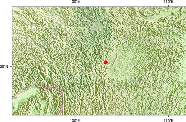 8月19日20时31分四川成都市邛崃市发生2.8级地震