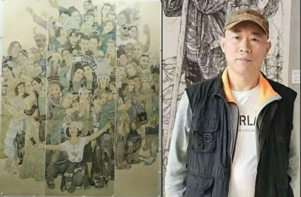 菏泽市书画家9人入选全国美展、书法篆刻展