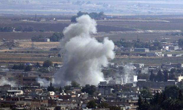 土耳其被指使用白磷等化学武器 库尔德男孩被严重烧伤
