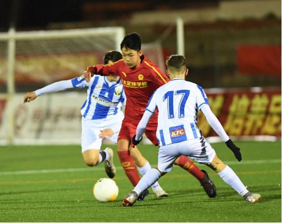 苏宁新赛季目标亚冠 将启动海外青训计划