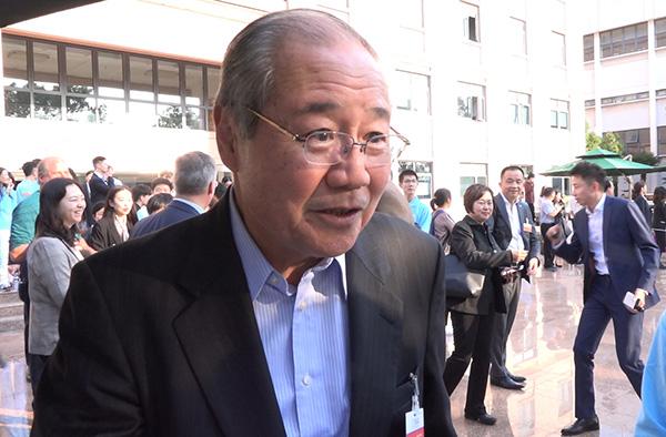 三井住友顾问:企业家可以在中国发现很多商业机会