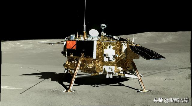 登月1周年,嫦娥四号发回大量数据!美国人自愿给中国航天做宣传