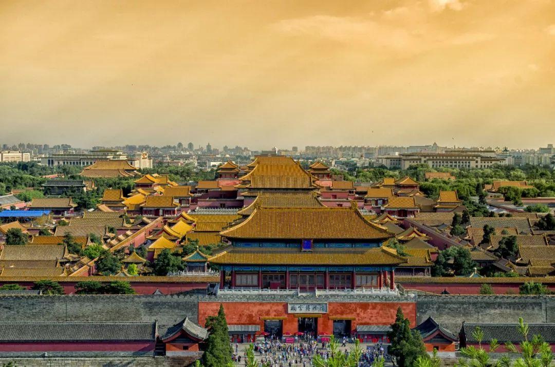 首都北京,五代王都