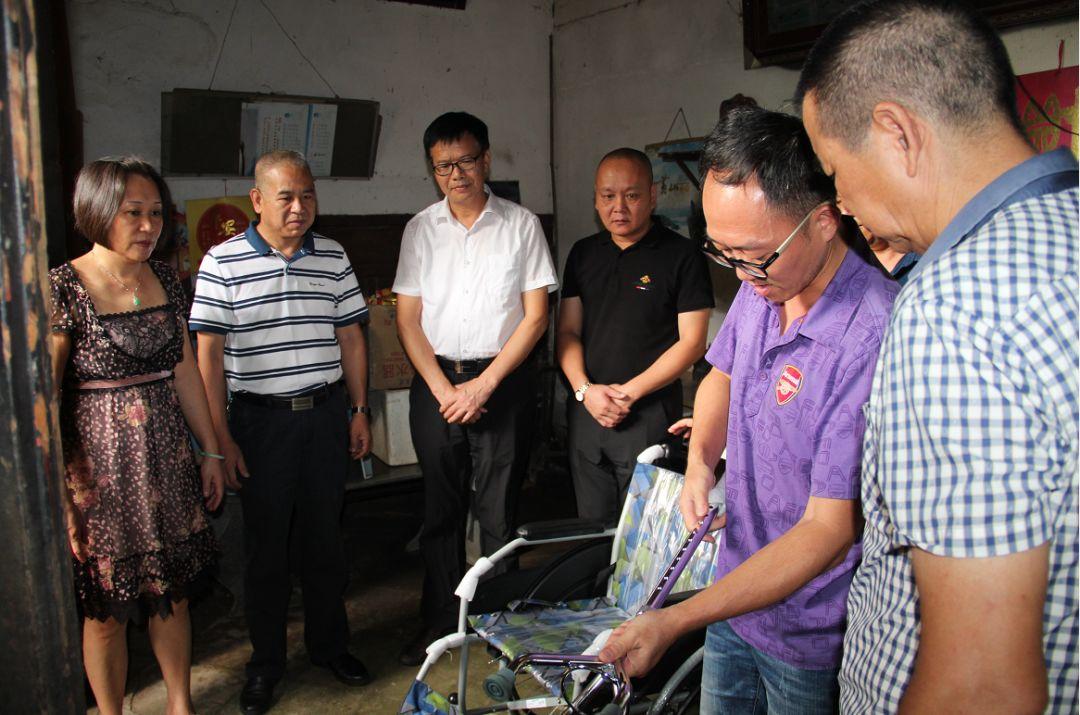 厦门海沧区在全市率先实现残疾人辅具适配全覆盖!