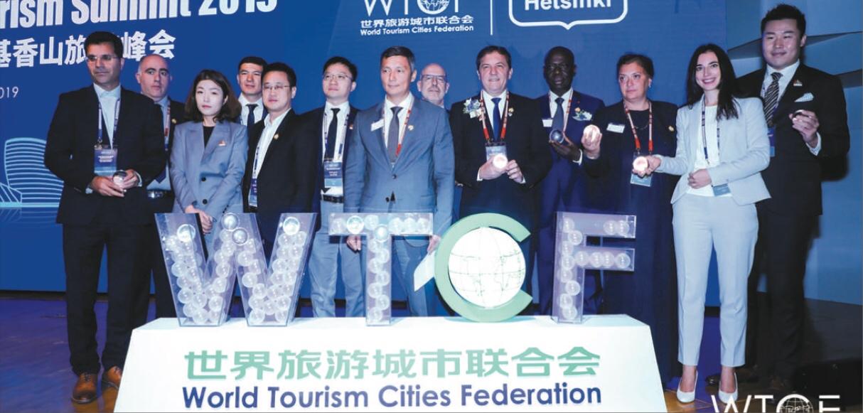 世界旅游城市排行榜出炉中国三城市跻身前十