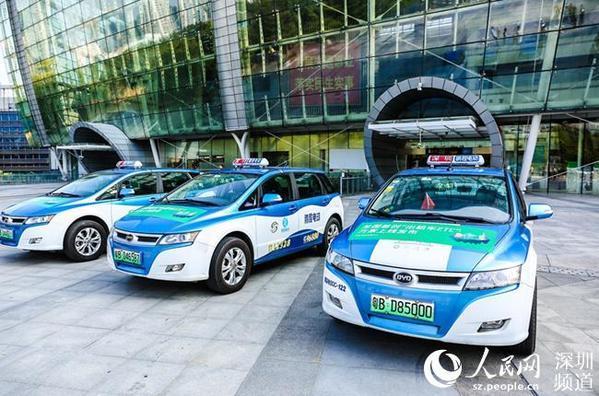 首批1000辆试点出租车已全部完成ETC安装改造工作。