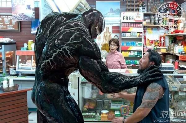 《毒液》全球票房8.22亿美元 超越DC电影《神奇女侠》