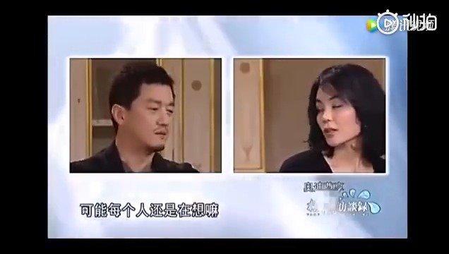李亚鹏、王菲接受采访,王菲句句拆台,杨澜都已经尴尬了
