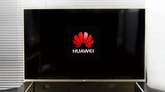 华为电视下半年推出65英寸起步应用5G技术