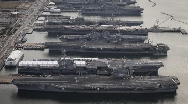 美国真的要玩完了?军力评估仅为及格 全球收缩凸显西方衰落了