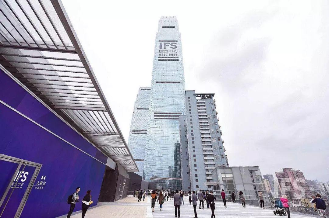 长沙ifs:看国际化商业如何塑造城市文化新名片