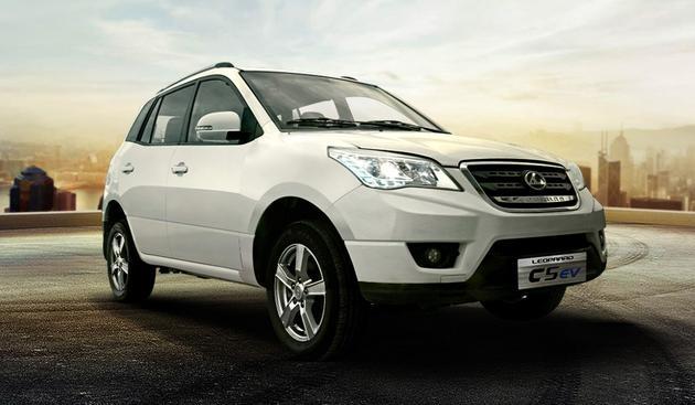 猎豹C5EV正式上市 补贴前售19.38-20.28万元/定位纯电SUV