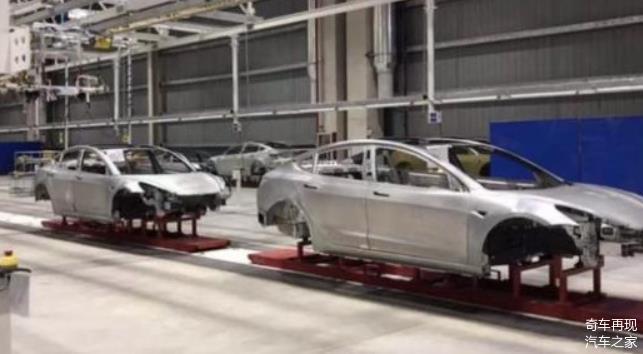 传特斯拉上海工厂将于10月14日投