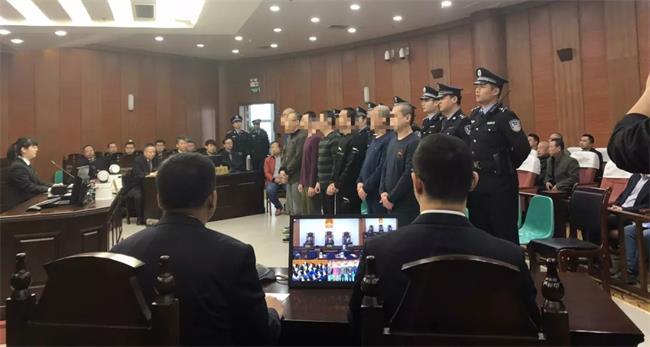 """无期徒刑!西安中院今日公开宣判""""奥凯问题电缆案"""""""