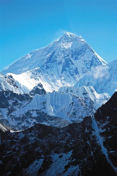 神秘的喜马拉雅山脉视觉中国