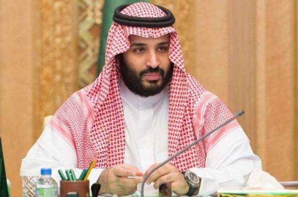 图为沙特阿拉伯王储穆罕默德·本·萨勒曼
