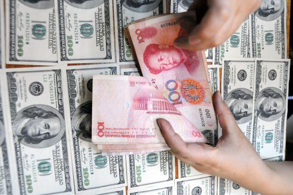 央行披露中国外汇储备最新动向