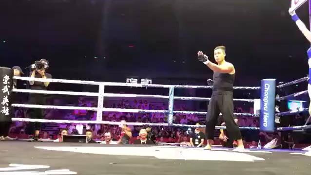 咏春拳高手丁浩誓言,一定要证明传统武术、咏春拳的实战能力…