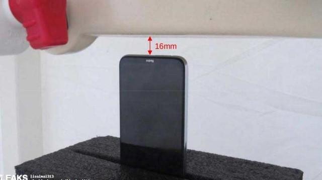 Redmi Note 8谍照曝光:后置四摄+水滴屏