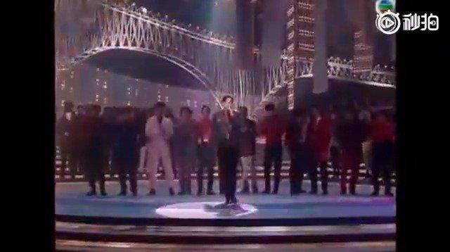 20多年前TVB台庆大联唱,这阵容太强大了