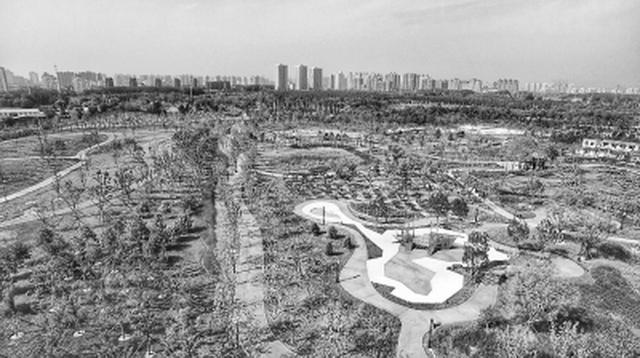 城北公园带明年启动连通,服务望京、北苑、天通苑三处居民区
