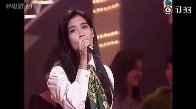 20多年前TVB台庆大联唱,真·全明星阵容!