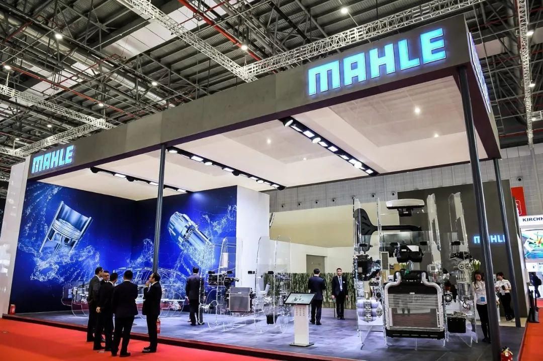上海车展   未来电动车新技术?已经出现在伟巴斯特、依顿和马勒的展台
