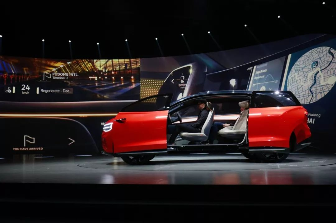 2019年上海车展划重点 电力愿景与赞歌