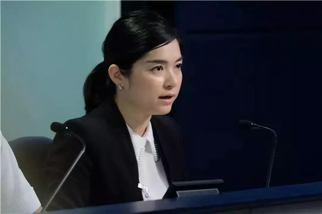 ▲喷鼻港差人家庭抵触及性暴力政策组总督察张宝月
