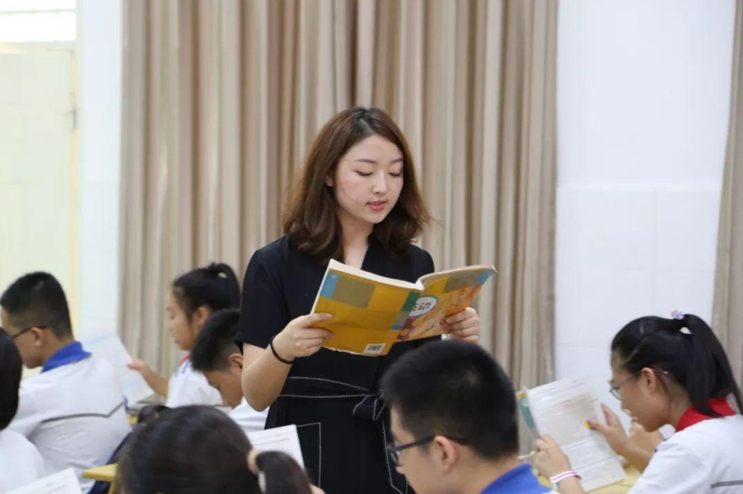 """思明青年陈叶叶:向阳而生 她成了学生眼中的""""永动机"""""""